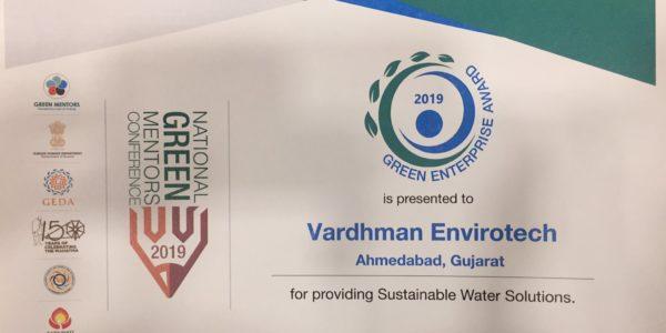 green mentors conf - vardhman